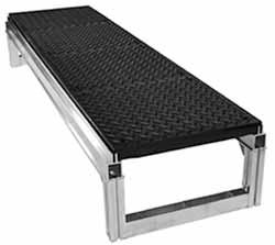 FOUNDATION Diamond-Plate Platform Kit