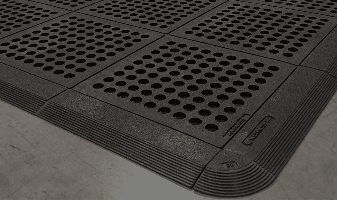 Where the Rubber Meets Your Floor